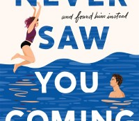 Review – Never Saw You Coming by Erin Hahn