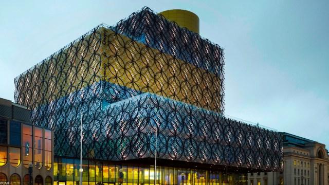 Birmingham Library (1 of 1)