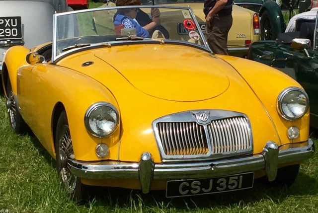 MG Vintage Rally Smallwood May 2016-1