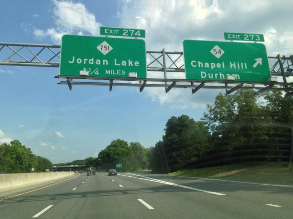 Chapel Hill EXIT