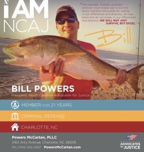 Bill Powers - North Carolina DWI Defense - Charlotte DUI - Criminal Defense Lawyer in NC
