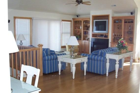 Spacious living room designs