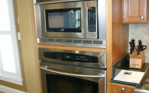 Custom built kitchens for small spaces