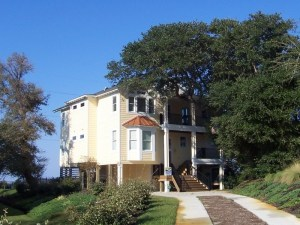Harbour Bay Kitty Hawk custom built vacation home
