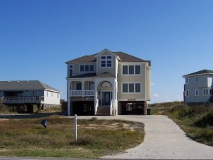 Outer Banks vacation home in Southern Shores NC