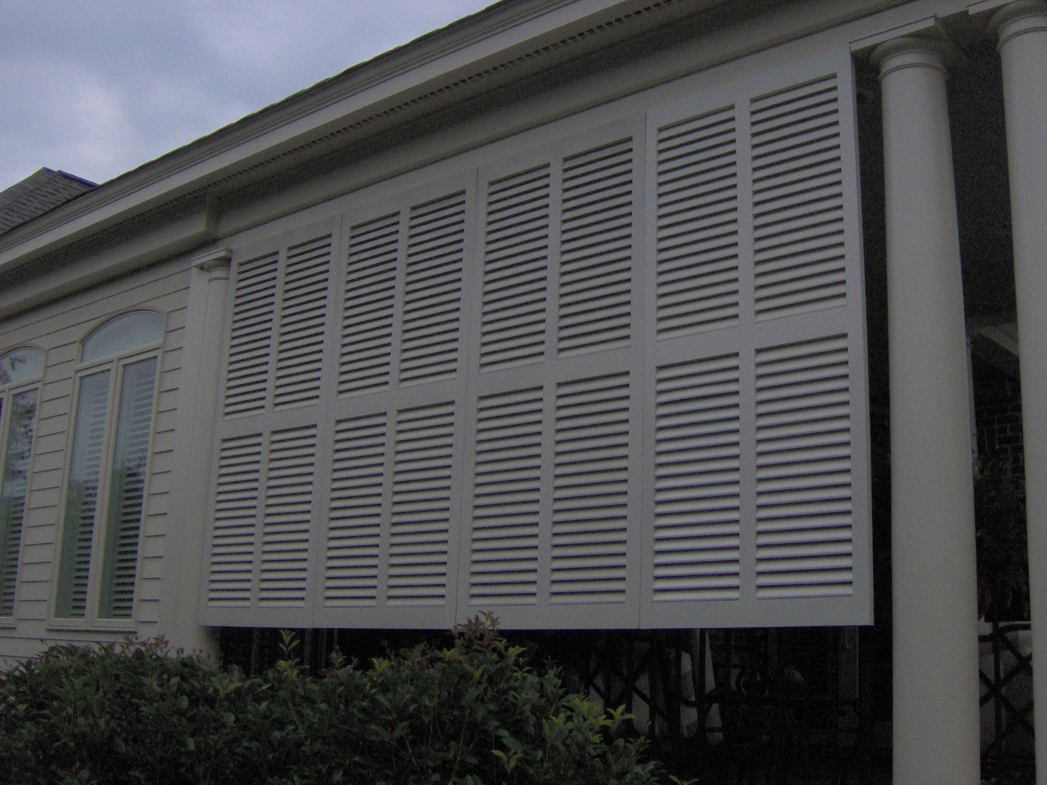 mdf kitchen cabinet doors drain pipe repair bahama   carolina blind & shutter inc.