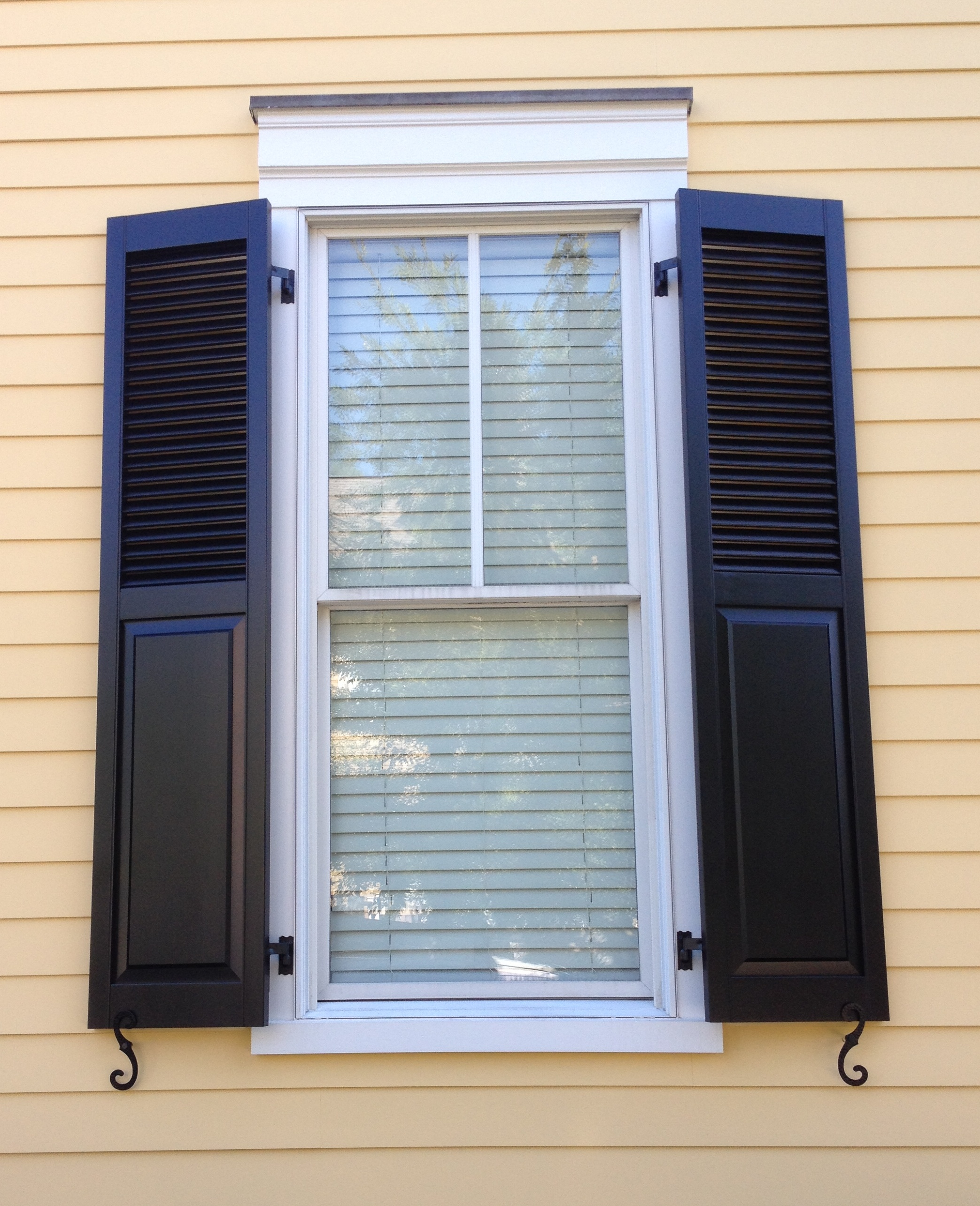 Exterior Shutters Carolina Blind Amp Shutter Inc