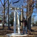 Carolina Bronze Sculpture, Ed Walker