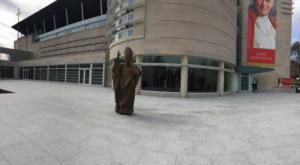 Saint John Paul II, Washington DC