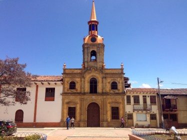 Antigua iglesia de Santa Sofía
