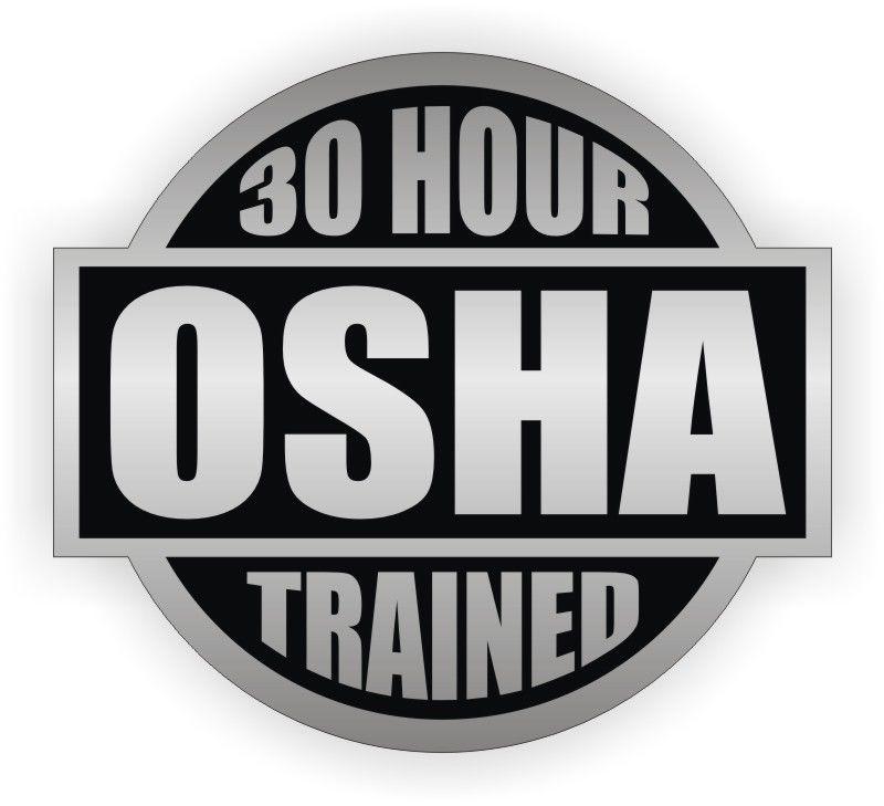 Osha 30hour For Construction  Carolina Construction School