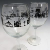New Bern Wine Glass 11 Oz