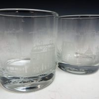 New Bern 10.5oz Rock Glass