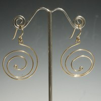 Sue Rosengard Gold Filled Earring