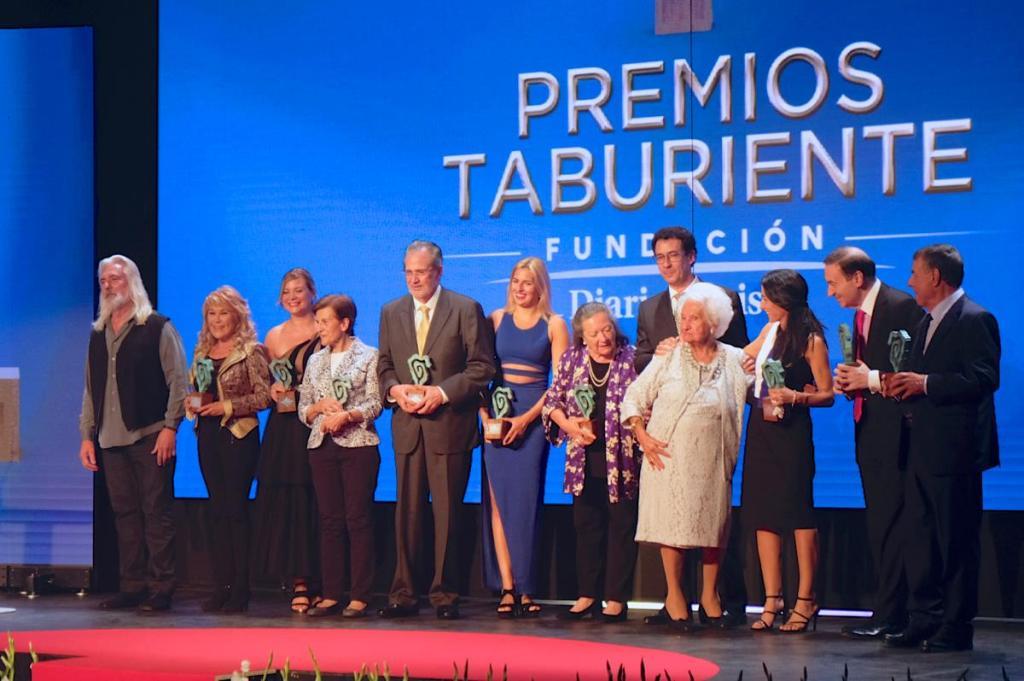 Galardones Premios Taburiente