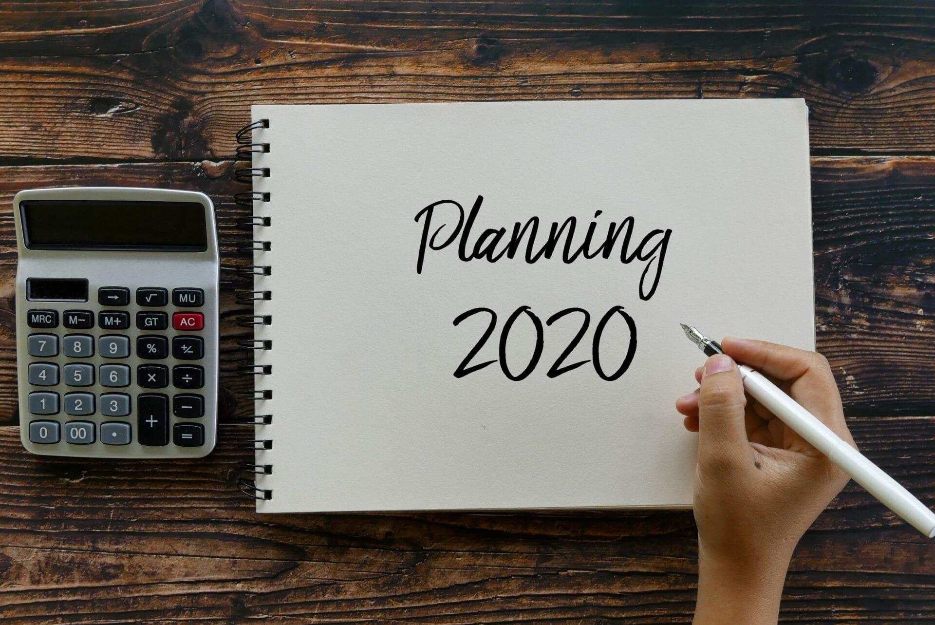 planning 2020