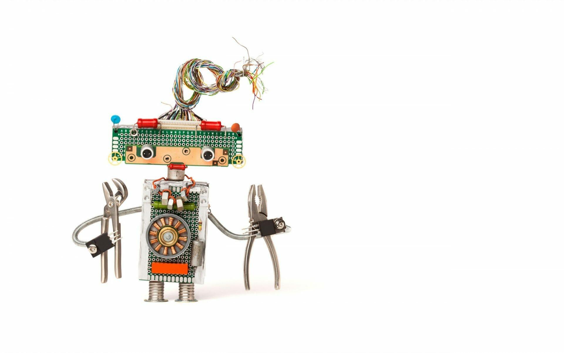 robot fixing