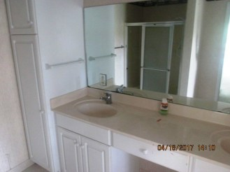 1211 Coral Reef Master Bathroom