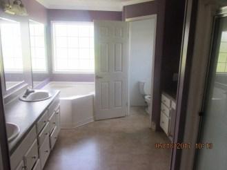 536 McLawhorn Master Bathroom
