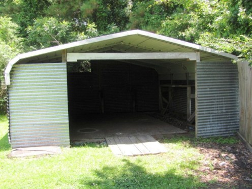 14 Bailey Shed