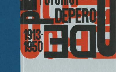 DEPERO Y LA FOTOPERFORMANCE