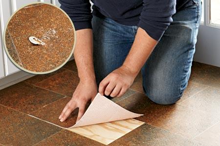 How to Repair Vinyl Flooring  Carolina Flooring Services