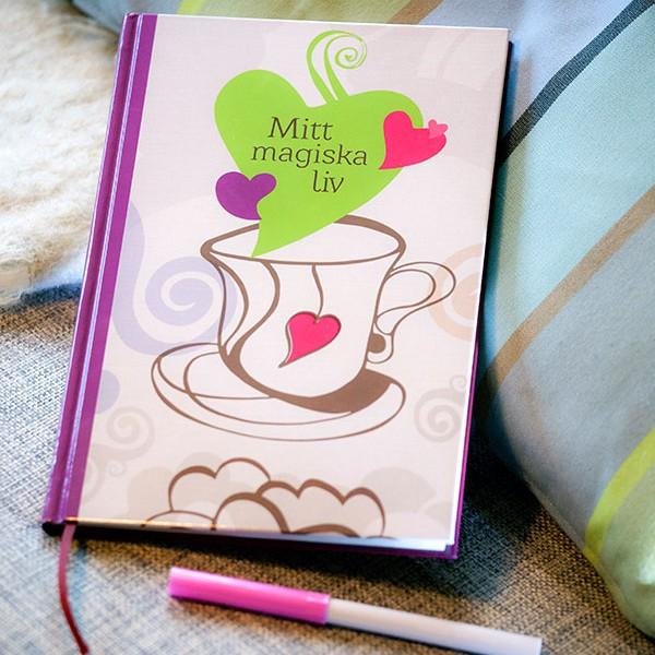 Dagbok Mitt magiska liv