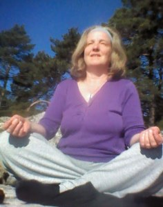 Yvonne-mediterar