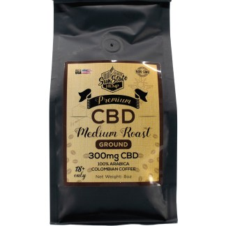 CBD Coffee from Sun State Hemp and Carolina Hemp Hut