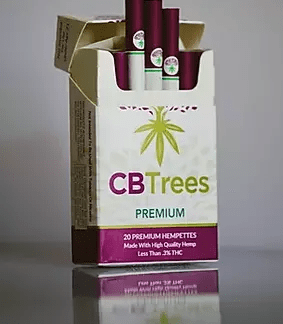 natural cbd smokes CBTrees Hempettes