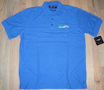 Hemp Hut Polo-Official Shirt