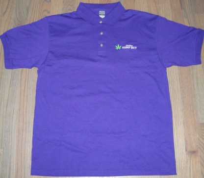 Carolina Hemp Hut shirt polo
