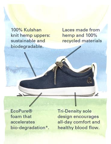 Natural Hemp Shoes