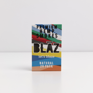 Blaz hemp cigarettes