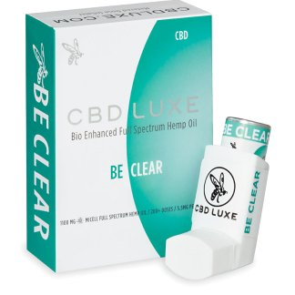 CBD Luxe Inhaler Be clear