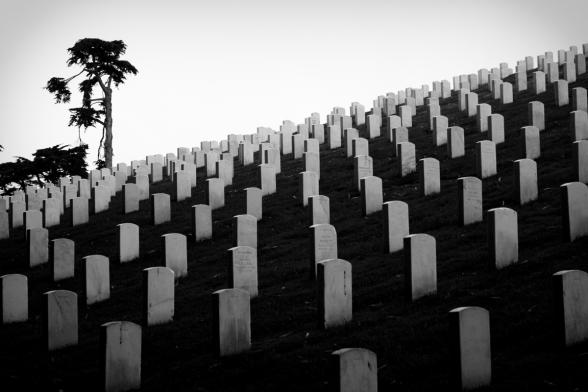 Cementerio, San Francisco.
