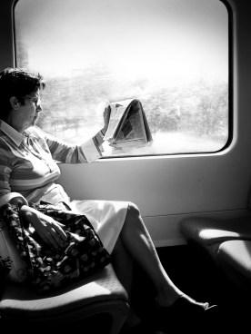 Lectora, cercanías Madrid.