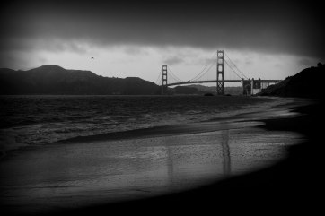 Baker Beach, San Francisco.