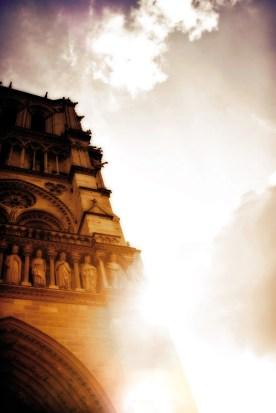 Notre Dame, París.