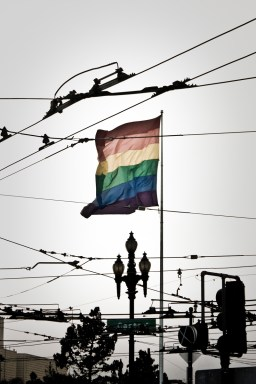 Proud Castro. San Francisco.