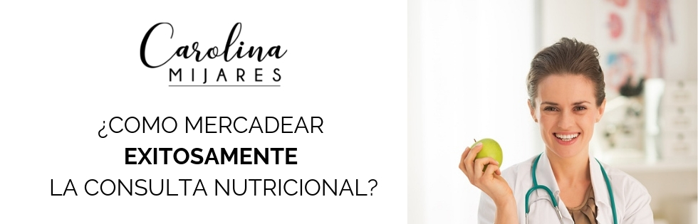marketing de la consulta medica y consulta nutricional