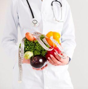 Nutricionista emprendedora