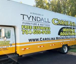 Tyndall Furniture Carolina Moving Trucks
