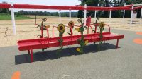 New Rescue Ranch Inclusive Playground (Earnhardt Family ...