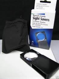 Bausch & Lomb 5x Packette Magnifier