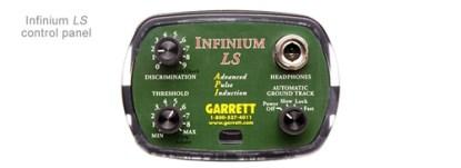 GARRETT Infinium LS™ Metal Detector