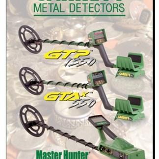DVD - Garrett Metal Detectors GTP 1350/ GTA 550