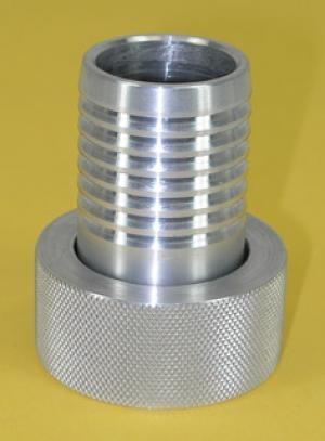 JOBE 1.25 inch MPT Slip Hose Connector