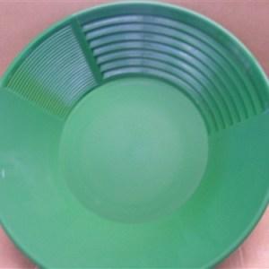 """Green - Pioneer 10.5"""" Gold Pan"""