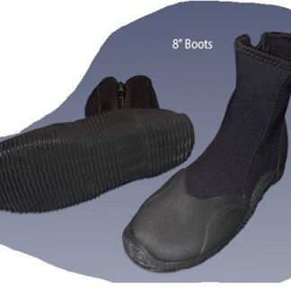 "Proline - 8"" Diving Boots 5MM Size 10"